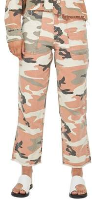 Topshop Sonny Camouflage Trousers