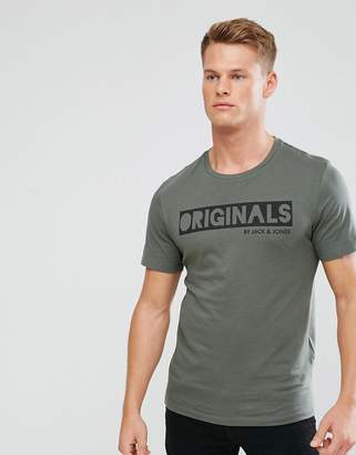 Jack and Jones Originals Crew Neck T-Shirt
