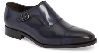 To Boot Ludlum Cap Toe Monk Shoe
