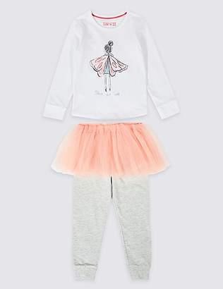 Marks and Spencer Tutu Pyjamas (1-7 Years)