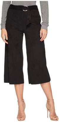 Kensie Stretch Suede Maxi Pants KS2U1046 Women's Casual Pants