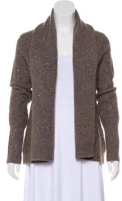 81c7f37cd3252 Alice + Olivia Wool-Blend Open-Front Cardigan