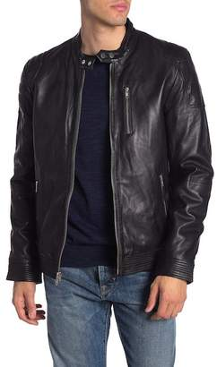 LAMARQUE Eito Quilted Leather Jacket