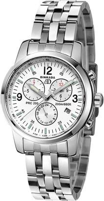Gents BINKADA Automatic Mechanical Dial Men's Wrist watch M01-1