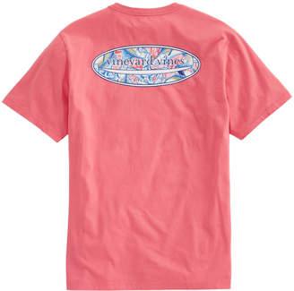 Vineyard Vines Marlin & Starfish Surf Whale Fill T-Shirt