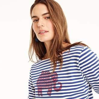 J.Crew SZ BlockprintsTM for elephant T-shirt