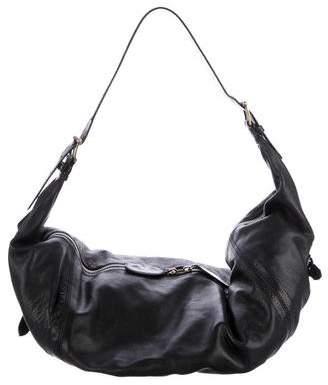 Valentino Nappa Leather Hobo