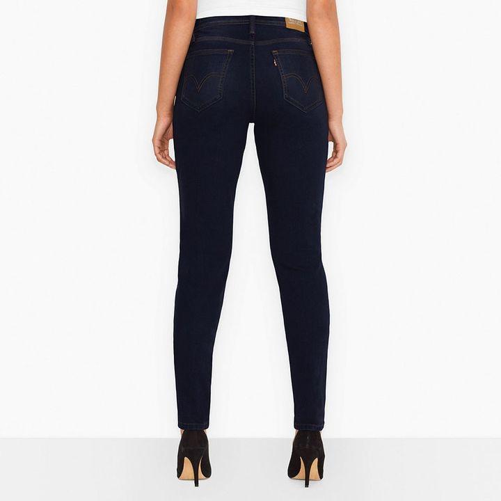 Levi's Women's 529 Curvy Skinny Jeans