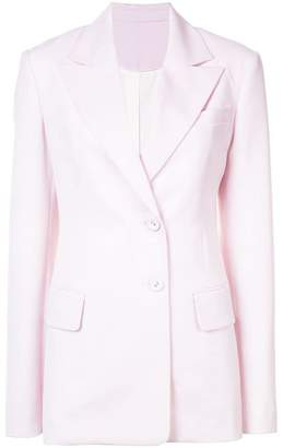 Proenza Schouler Single Breasted Wool Blazer