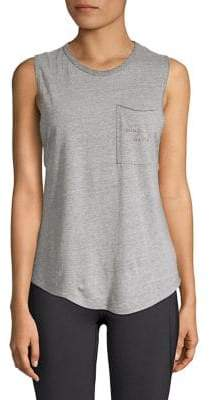 Good Hyouman Mind Matter Sleeveless Cotton Top