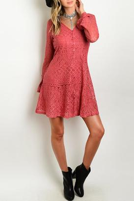 Charlotte Russe Rose Riding Dress $49 thestylecure.com