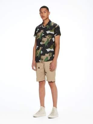 Scotch & Soda Short Sleeve Hawaiian Shirt Regular fit