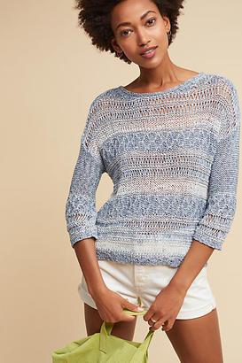 John + Jenn Keila Stitched Pullover $98 thestylecure.com