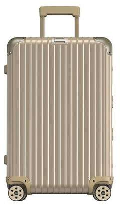 "Rimowa Topas 26"" E-Tag Multiwheel Spinner Luggage"