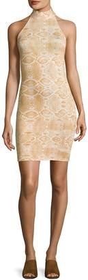 Rachel Pally Women's Derek Printed Sheath Dress