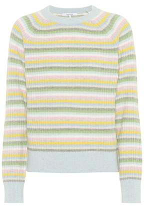 Ganni Mercer wool and yak-blend sweater