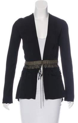Willow Silk Embellished Jacket