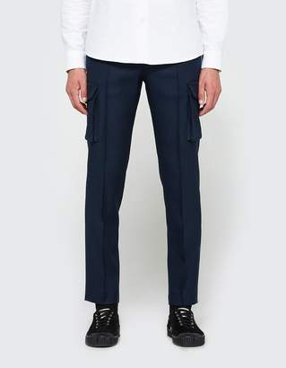 Undercover Cargo Pocket Pant in Navy