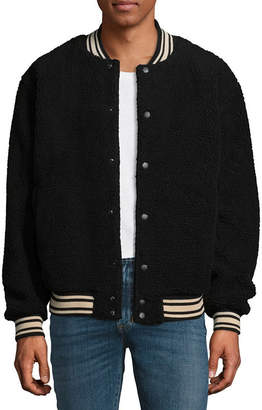 Arizona Sherpa Bomber Jacket