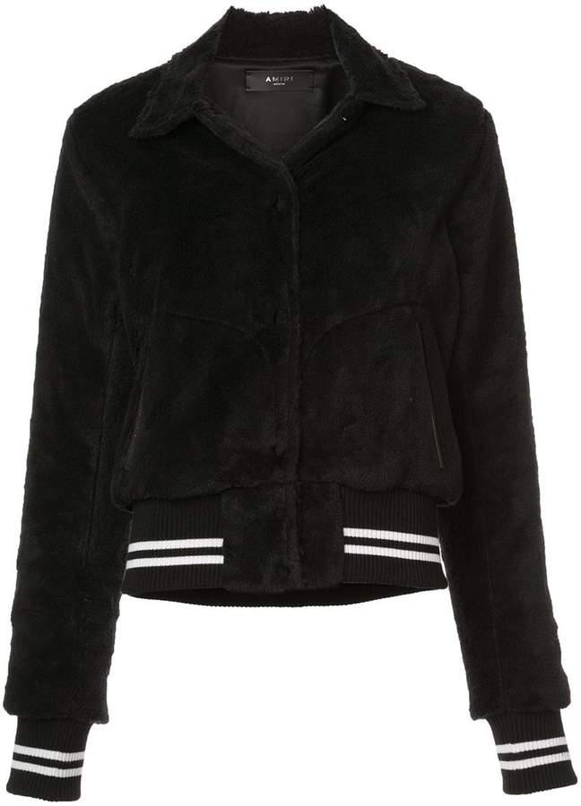 sherpa band jacket