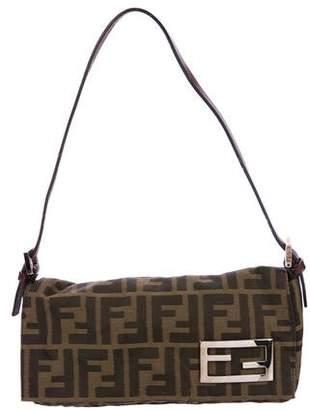 Fendi Zucca Flap Bag