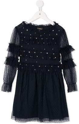Velveteen Luna dress