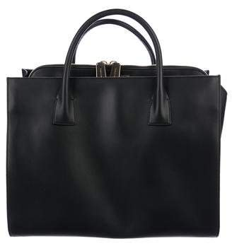 DSQUARED2 Smooth Leather Tote