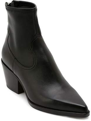 Dolce Vita Women's Shanta Leather Western Booties