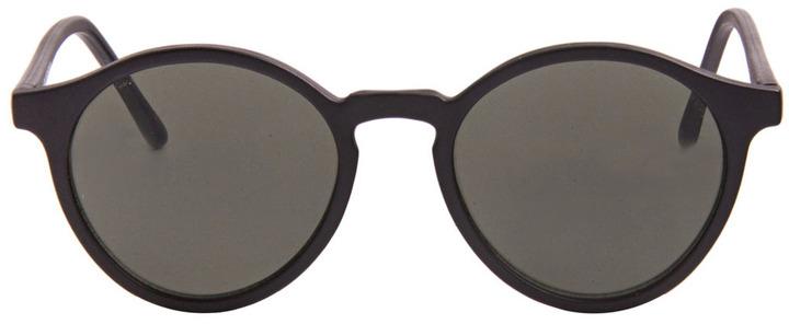 Vintage Pacific Star Round Sunglasses