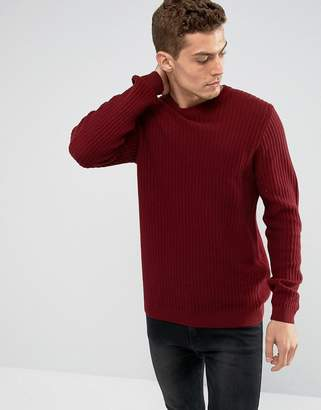 Tokyo Laundry Reverse Knit Sweater