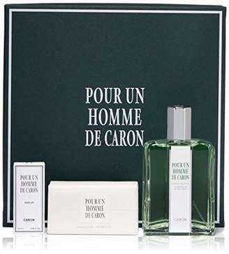 Caron PARIS Pour Un Homme De Gift Set for Men