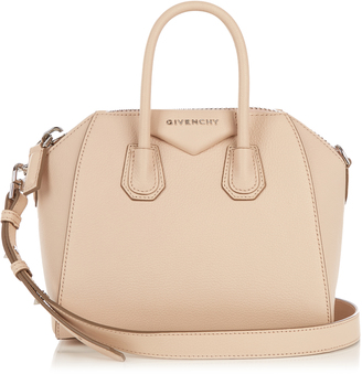 GIVENCHY Antigona mini leather cross-body bag $1,750 thestylecure.com