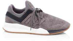 New Balance 247 Luxe Leather Pack Sneakers