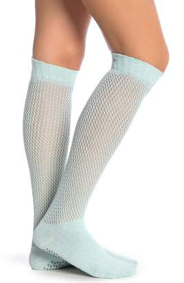Tavi Noir Grip Jane Rain Netted Socks