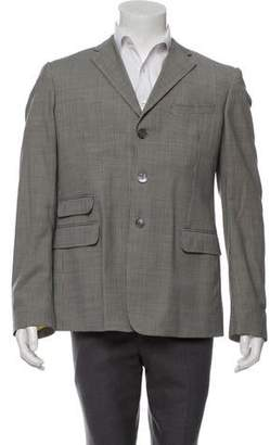 DSQUARED2 Wool Houndstooth Sport Coat