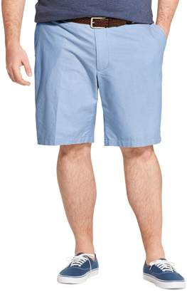 Izod Big Tall Cotton Shorts