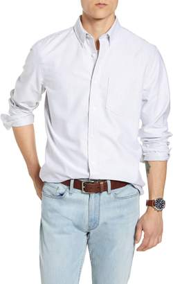 1901 Slim Fit Washed Oxford Shirt
