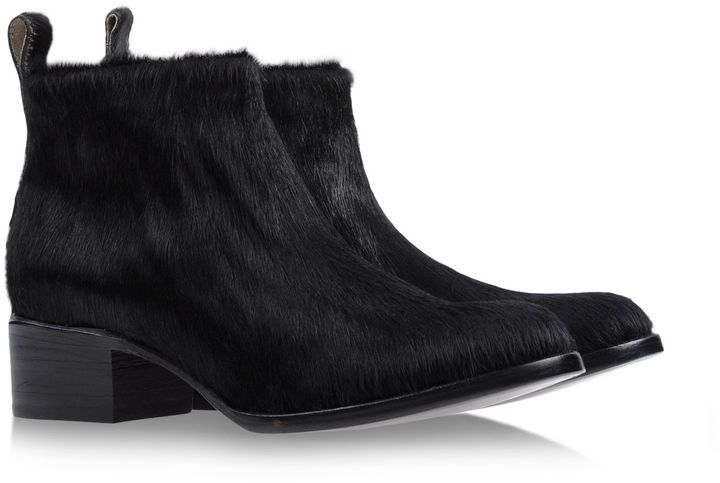 Elizabeth and James Ankle boots