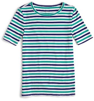 Women's J.crew New Perfect Fit T-Shirt $29.50 thestylecure.com