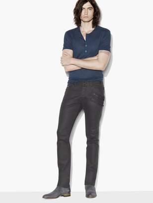 John Varvatos Chelsea Multi-Zip Jean