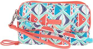 Vera Bradley Iconic Signature RFID All In One