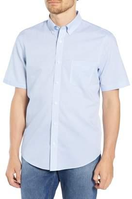 Nordstrom Smartcare(TM) Regular Fit Sport Shirt