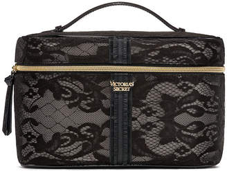 Victoria's Secret Victorias Secret Lace Weekender Train Case