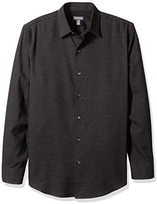 Van Heusen Men's Long Sleeve Printed Shirt