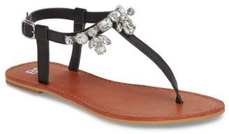BP Rock Embellished T-Strap Sandal (Women)