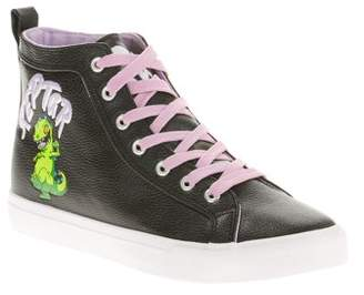 Women's Rugrats Reptor High Top Sneaker