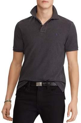 Polo Ralph Lauren Polo Mesh Custom Slim Fit Polo Shirt