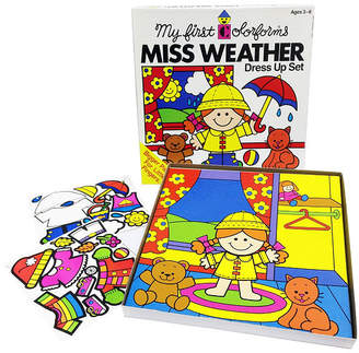 COLORFORMS Colorforms Create A Story Miss Weather Re-Stickable Playset