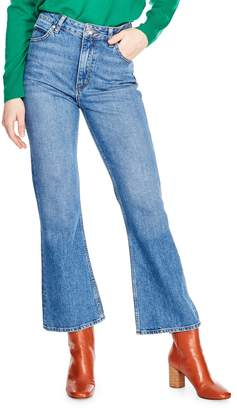 Sandro Rudolphe Flared Jeans