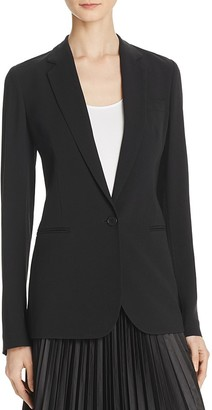 Theory Grinson One-Button Blazer $455 thestylecure.com